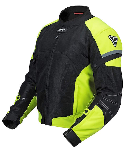 Pilot Motosport Direct Air Mesh Jacket
