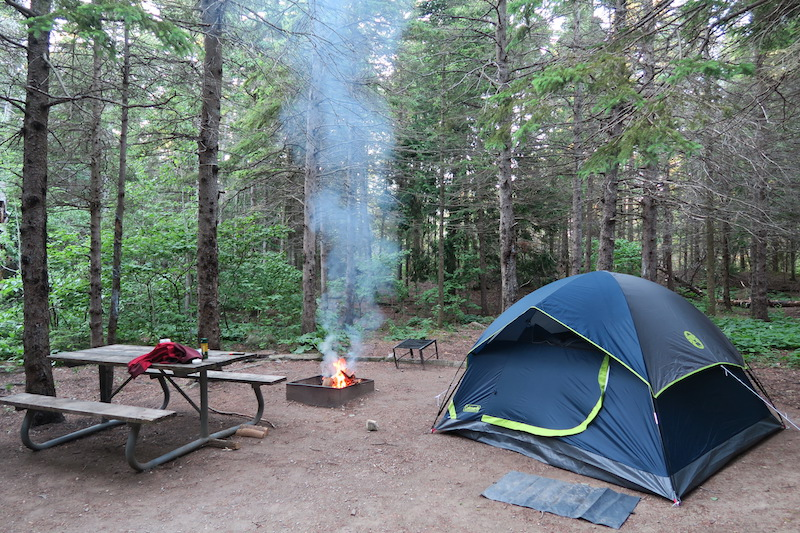 cyprus lake campground fire