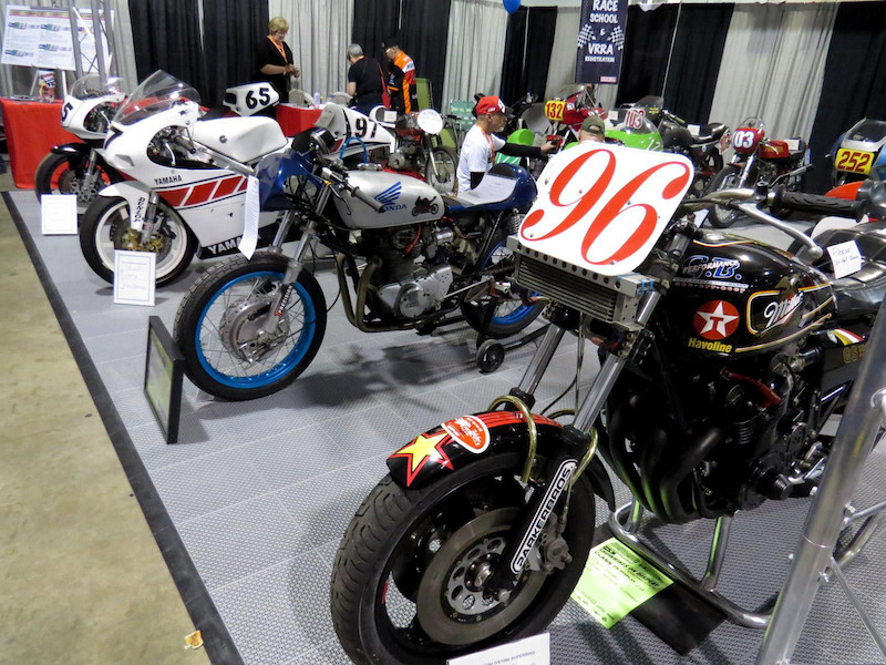 toronto spring motorcycle show