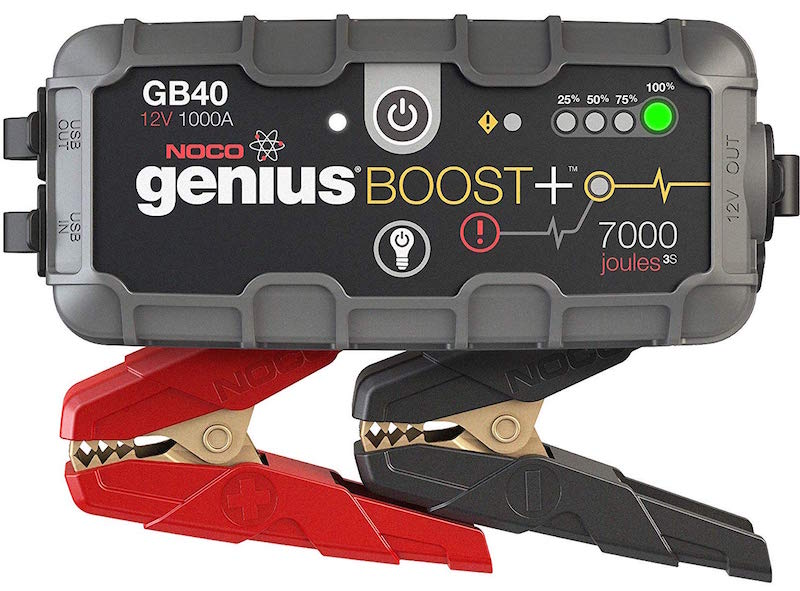 NOCO Boost Plus GB40 Battery Booster