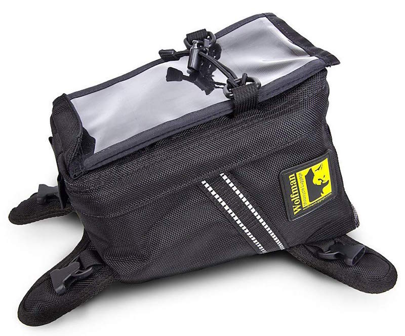 Wolfman Luggage Enduro Tank Bag
