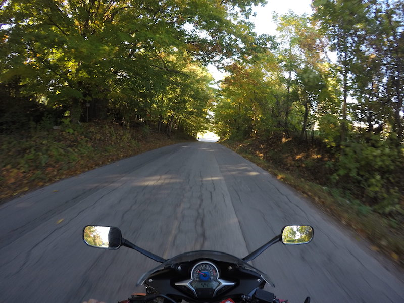 taking ridge road all the way to beamsville scenic drive