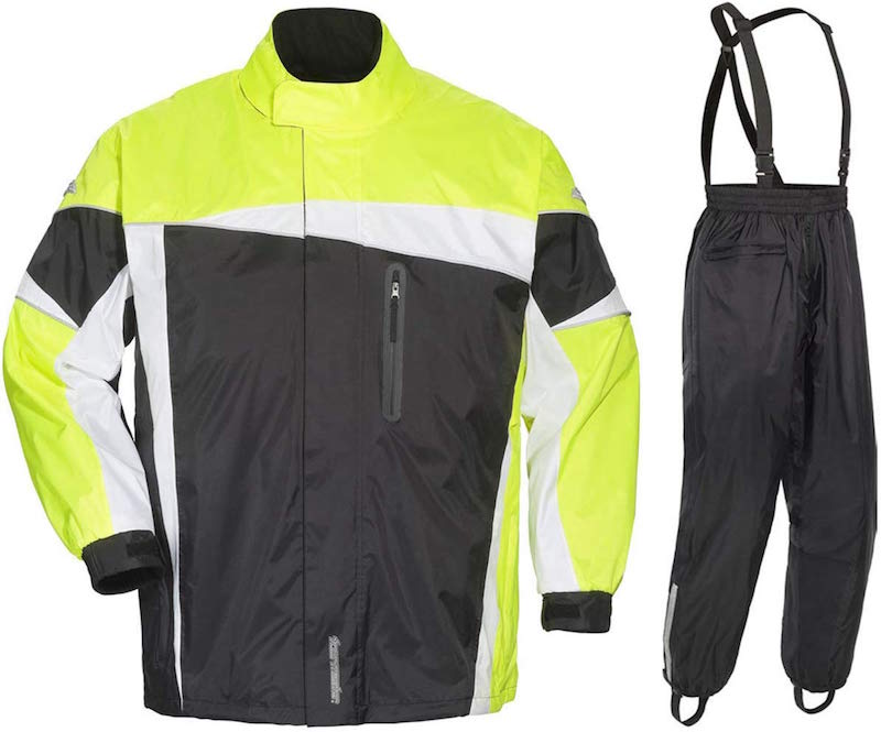 Tour Master Defender 2.0 Motorcycle Rain Suit