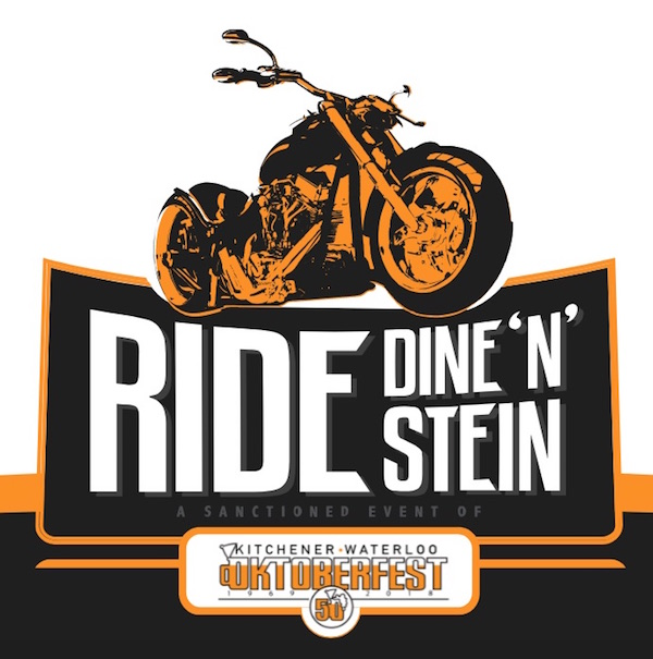 Ride, Dine 'N' Stein - Kitchener Waterloo Oktoberfest