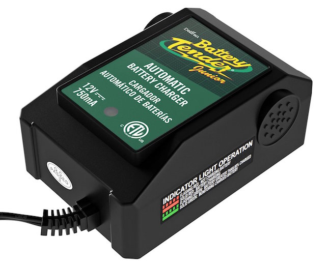 battery tender automatic charger