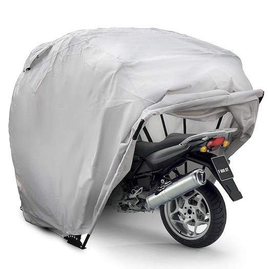 Happybuy Motorcycle Shelter