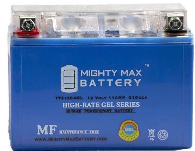 Mighty Max Battery YTZ12S