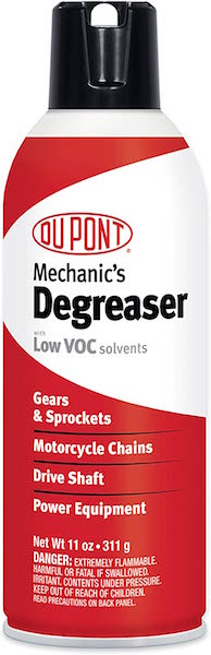 dupont chain degreaser