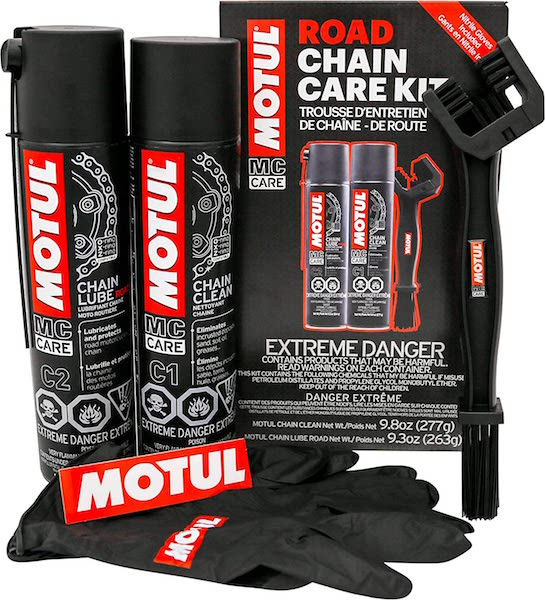 motul chain care kit