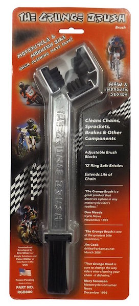 Simple Solutions Grunge Brush (Aluminum)