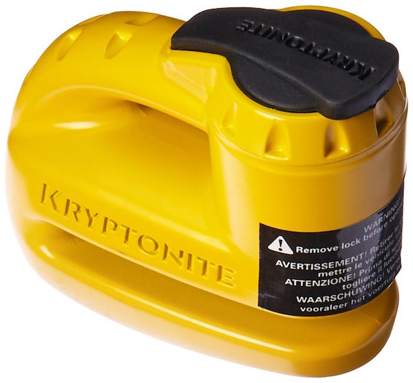 kryptonite disc lock