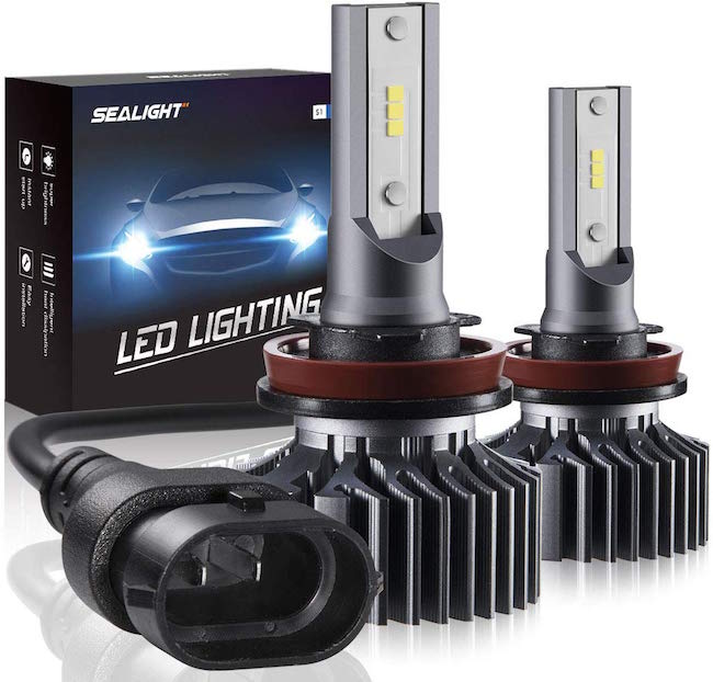 SEALIGHT LED Headlight Bulbs Conversion Kit