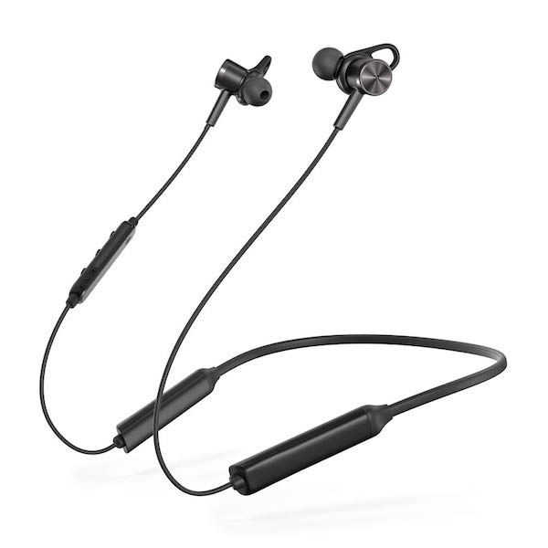 TaoTronics Active Noise Cancelling Neckband Bluetooth Headphones