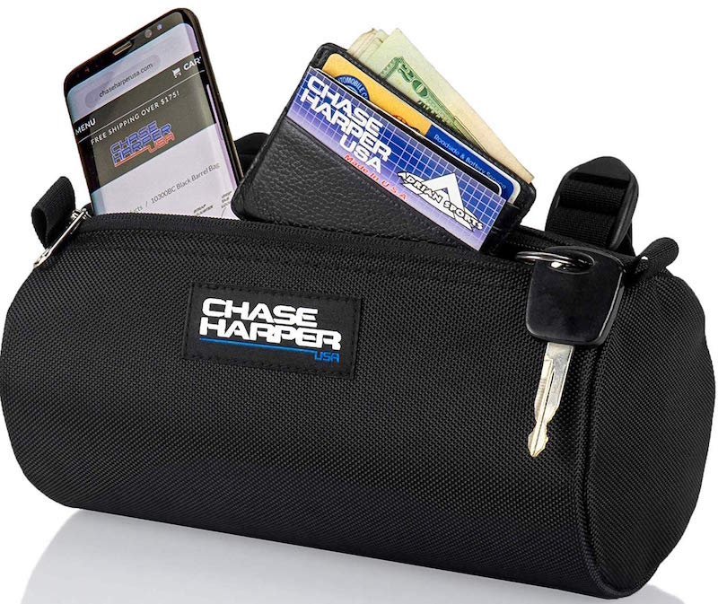 Chase Harper Barrel Bag