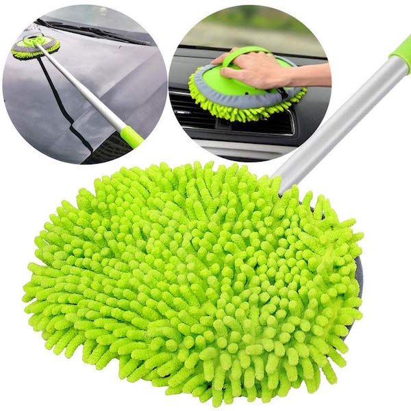 GreatCool 2 in 1 Cleaning Brush