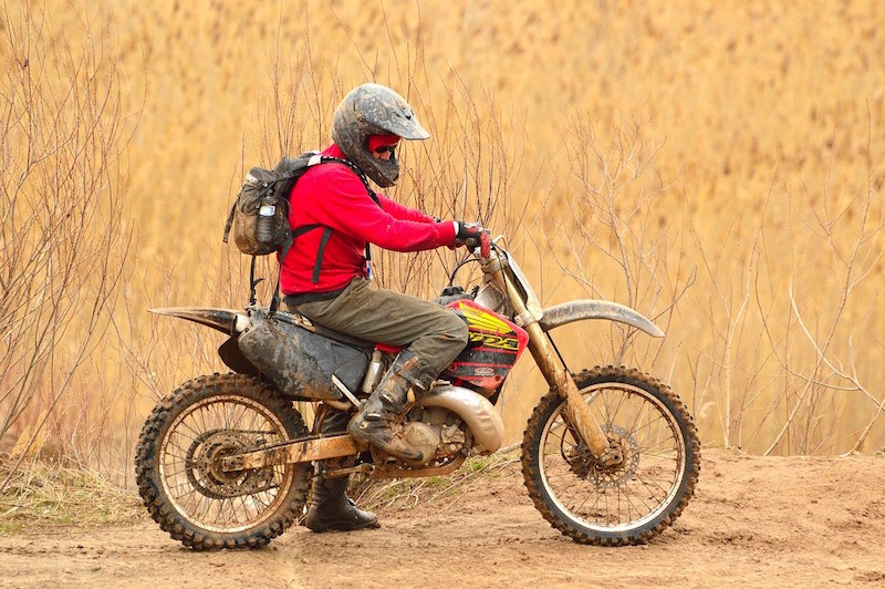 dirt bike offroad