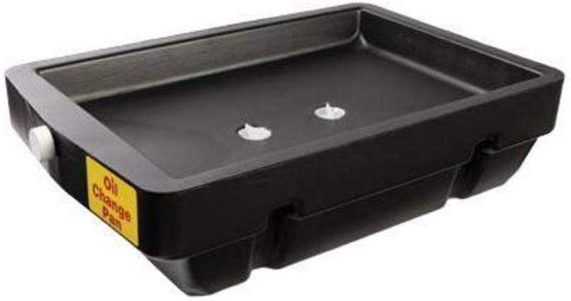 Midwest Can Company Closed Top Drain Pan