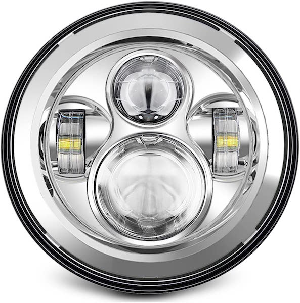 "SUNPIE 7"" LED Headlight"