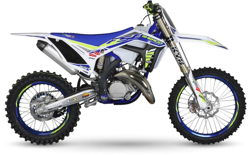 Sherco SC 125 Cross Country