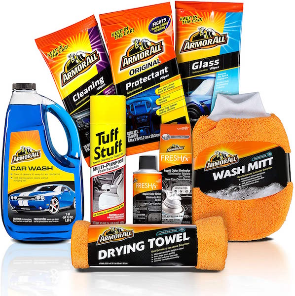 Armor All Car Wash and Cleaner Kit