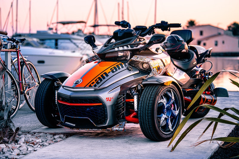 can-am spyder rental