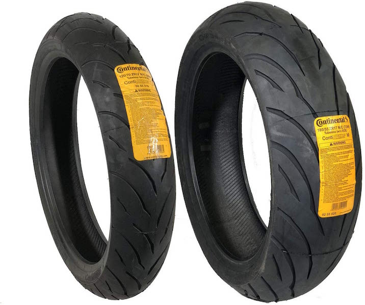 Continental Motion Tire Set