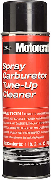 Genuine Ford Fluid Carburetor Tune-Up Cleaner