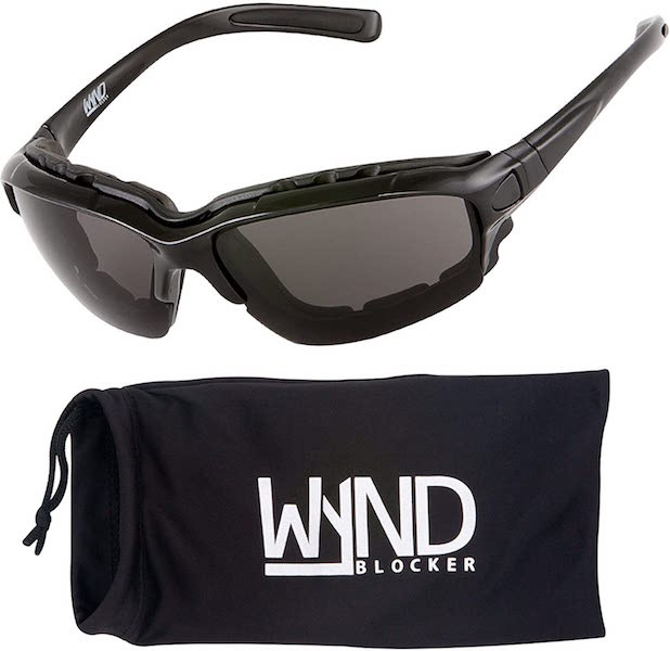 WYND Blocker Motorcycle Riding Glasses