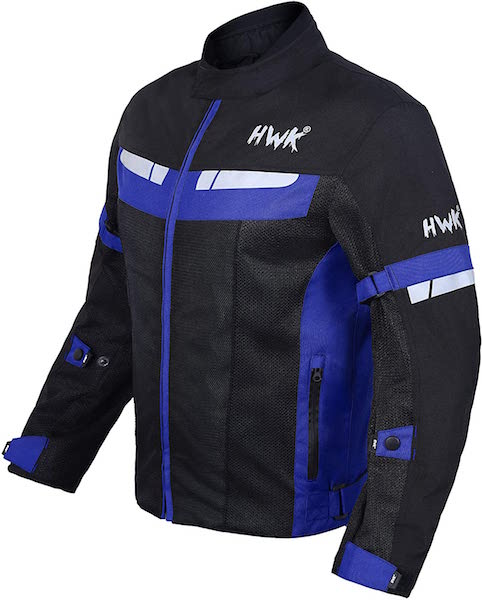HWK Mesh Motorcycle Jacket