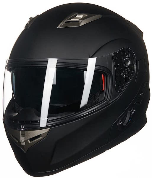 ILM Bluetooth Integrated Motorcycle Helmet