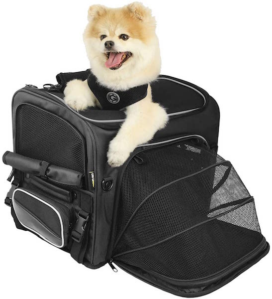 Nelson-Rigg Rover Pet Carrier