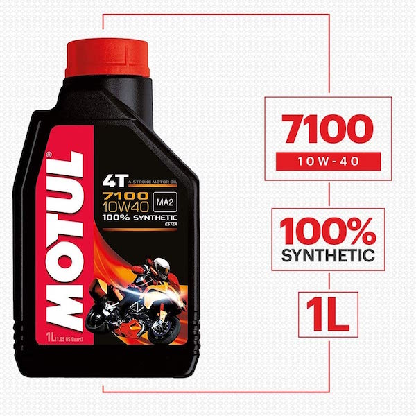 Motul 7100 Synthetic Engine Oil