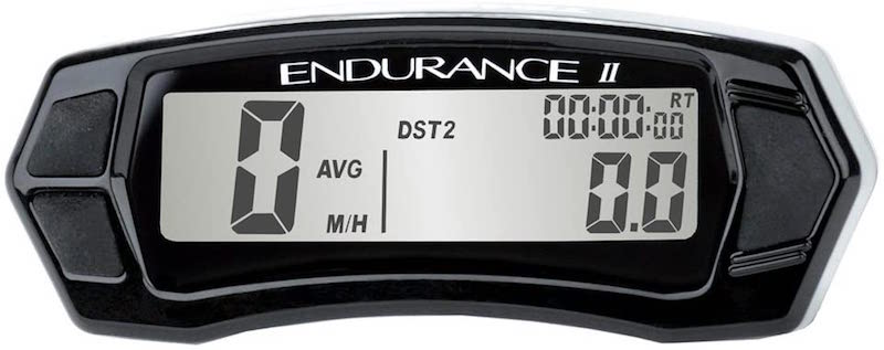 Trail Tech 202-400 Endurance II Stealth Digital Speedo