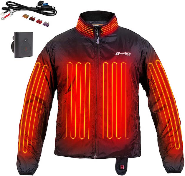 Venture Heat Motorcycle Heated Jacket